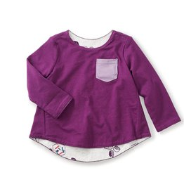 little girl tea collection okazaki reversible top