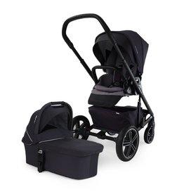 gear nuna JETT MIXX stroller + bassinet set