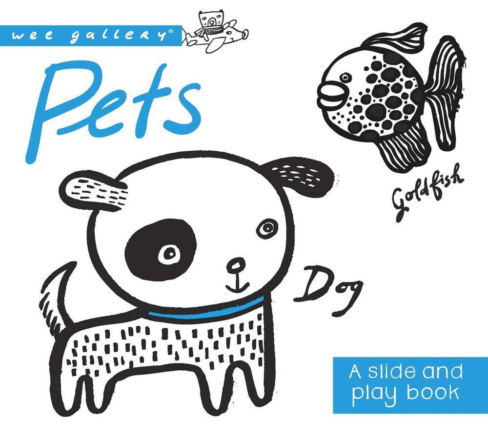 book wee gallery: pets