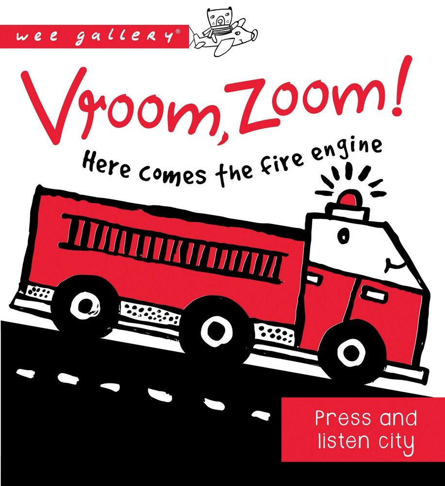 book wee gallery: vroom