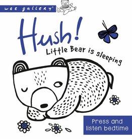 book wee gallery: hush