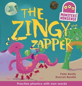 book monsters' nonsense: gop and the zingy zapper (book 2)