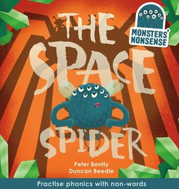 book monsters' nonsense: the space spider (book 4)