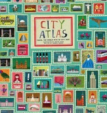 book city atlas: travel the world with 30 city maps