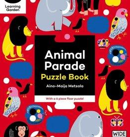 book animal parade