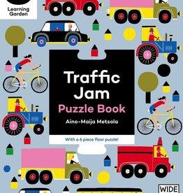book traffic jam: puzzle book