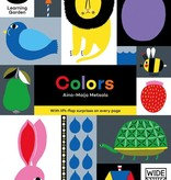 book colors: with lift-flap surprises
