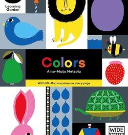 book colors: with lift-flap surprises