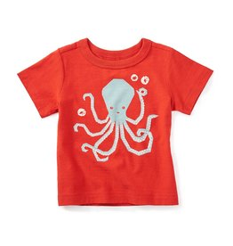 master octopal graphic tee