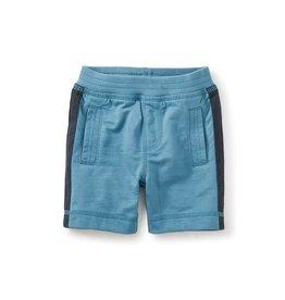 master side stripe baby shorts