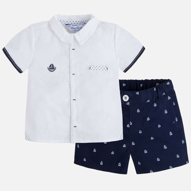 baby boy sailing set