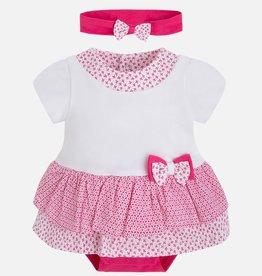 baby girl spring floral dress