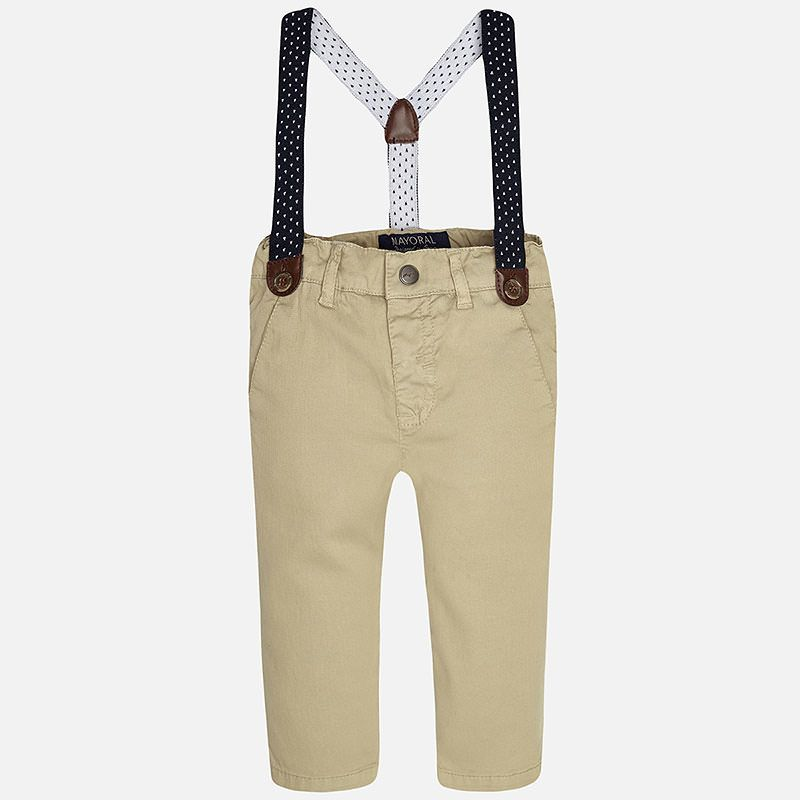 little boy pants with suspenders