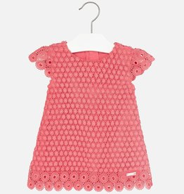 little girl embroidered dress