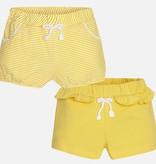 baby girl summer shorts