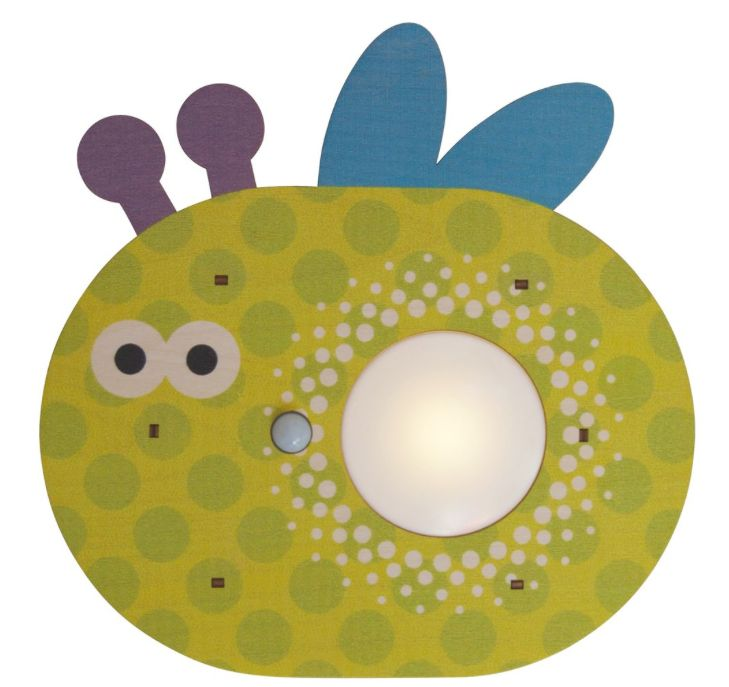 decor modern moose firefly nightlight