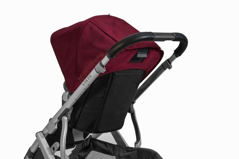 UPPAbaby VISTA Leather Handlebar Covers (2015-later)