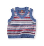 little boy tea collection haru baby sweater vest