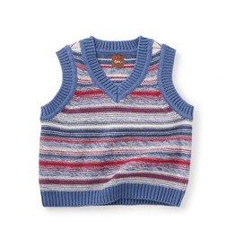 little boy tea collection haru baby sweater vest