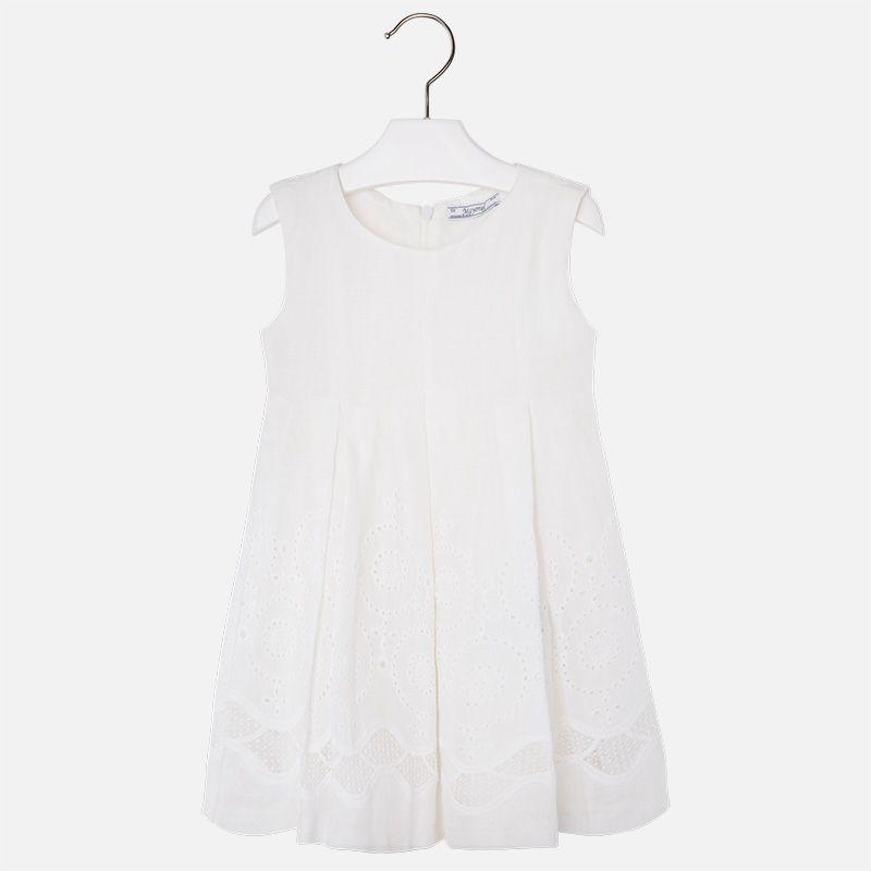 girl linen dress