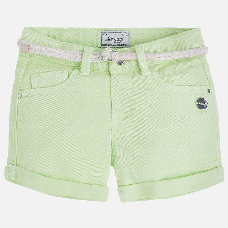 girl twill shorts