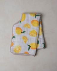 functional accessory little unicorn cotton muslin burp cloth