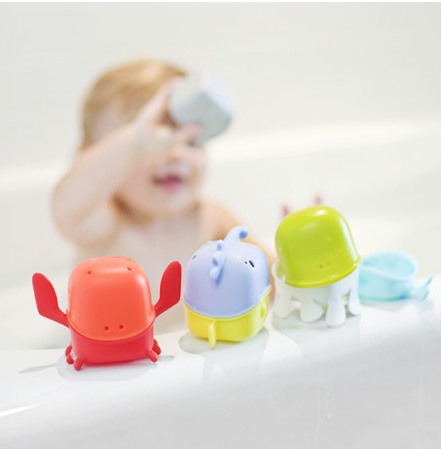 bath boon creatures bath toys