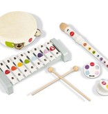 playtime confetti musical set
