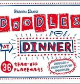 playtime Random House doodles at dinner