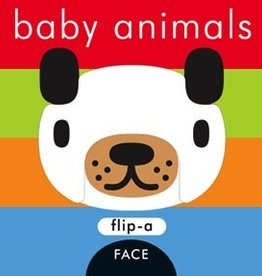 book Flip A Face: Baby Animals