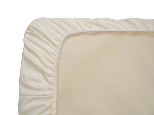 furniture Naturepedic crib pad