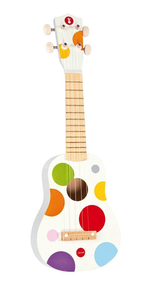 playtime confetti ukulele