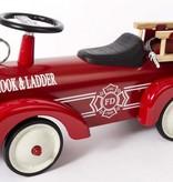 playtime metal speedster firetruck