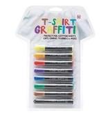 playtime z t-shirt graffiti pens