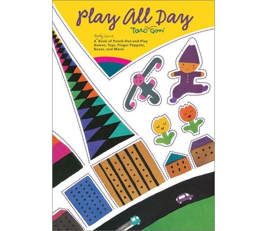 book Taro Gomi's Play All Day