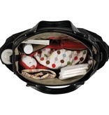 functional accessory Skip Hop studio diaper tote