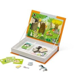 playtime who eats what? magnetic book