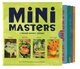 book mini masters boxed set