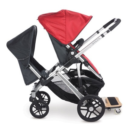 gear Uppababy piggyBACK (compatible with 2010-2014 VISTA)