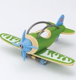 playtime bamboo e-plane