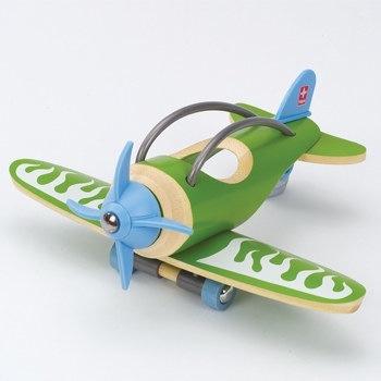 playtime bamboo e-plane