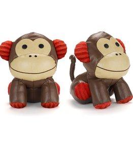 decor zoo bookends set, monkey