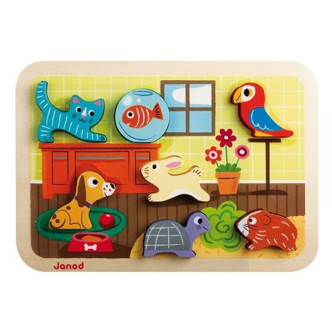 playtime animal chunky puzzle