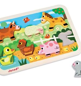 playtime farm chunky puzzle