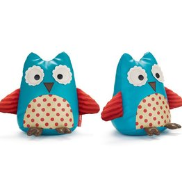 decor zoo bookends set, owl