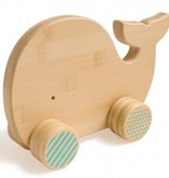 playtime whale mighty push toy