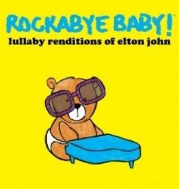 playtime Rockabye Baby CD: Elton John