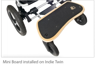 gear bumbleride mini board