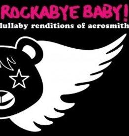 playtime Rockabye Baby CD: Aerosmith