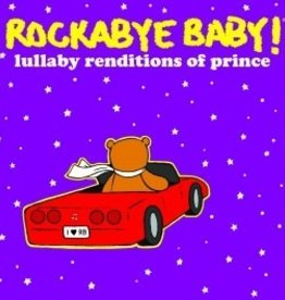 playtime Rockabye Baby CD: Prince